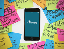 Dashlane: Branding & Marketing Creative