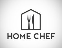 Home Chef: Logotype & Collateral