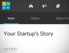 Startup Academy UI